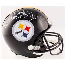 Jerome Bettis Signed Steelers Full-Size Helmet (Radtke COA)