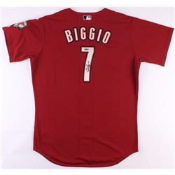 Craig Biggio Signed Astros Jersey (TriStar COA)