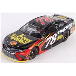 Martin Truex Jr. Signed NASCAR #78 5-Hour Energy / Bass Pro Shops - 2018 1:24 LE Premium Action Diec