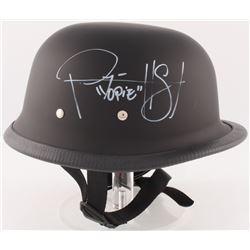"""Ryan Hurst Signed """"Sons of Anarchy"""" Biker Helmet Inscribed """"Opie"""" (Radtke COA)"""