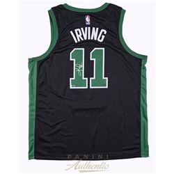 Kyrie Irving Signed Nike Celtics Jersey (Panini COA)