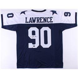 Demarcus Lawrence Signed Cowboys Jersey (Radtke COA)