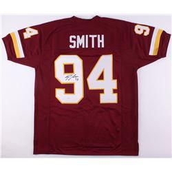 Preston Smith Signed Redskins Jersey (JSA COA)