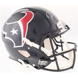 Deshaun Watson Signed Texans Full-Size Authentic On-Field Speed Helmet (Radtke COA)