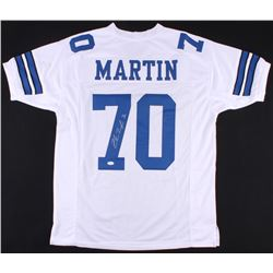 Zack Martin Signed Cowboys Jersey (JSA COA)