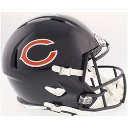 Brian Urlacher Signed Bears Full-Size Speed Helmet (JSA COA)