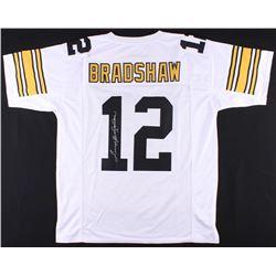 Terry Bradshaw Signed Steelers Jersey (Radtke COA)