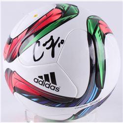 Carli Lloyd Signed Adidas Soccer Ball (Radtke COA  Lloyd Hologram)