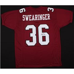 D. J. Swearinger Signed South Carolina Gamecocks Jersey (JSA COA)