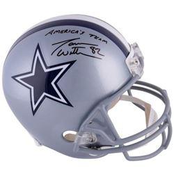"Jason Witten Signed Cowboys Full-Size Helmet Inscribed ""America's Team"" (Fanatics Hologram)"