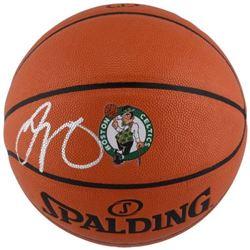 Jayson Tatum Signed Celtics Logo Basketball (Fanatics Hologram)