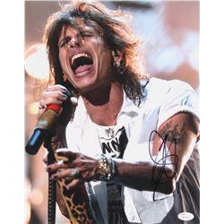 "Steven Tyler Signed ""Aerosmith"" 11x14 Photo (JSA COA)"