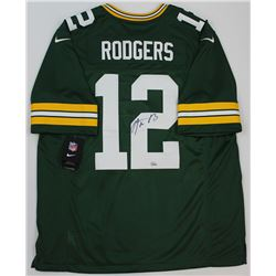 Aaron Rodgers Signed Packers Jersey (Fanatics Hologram)