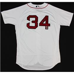 David Ortiz Signed Red Sox Jersey  (MLB  Fanatics Hologram)
