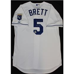 George Brett Signed Royals Jersey (Fanatics Hologram)