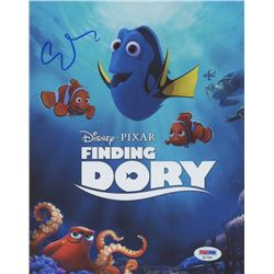 "Ellen DeGeneres Signed ""Finding Dory"" 8x10 Photo (PSA COA)"