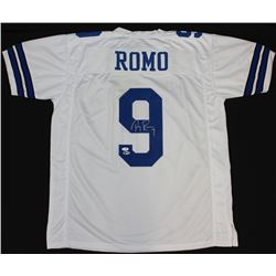 Tony Romo Signed Cowboys Jersey (Beckett COA)
