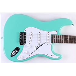 Carly Simon Signed Full-Size Fender Electric Guitar (Beckett COA)