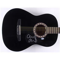 Mike McCready Signed Full-Size Rogue Acoustic Guitar (Beckett COA)