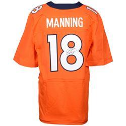 Peyton Manning Signed Broncos Nike Jersey (Fanatics Hologram)