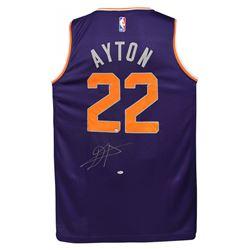 Deandre Ayton Signed Suns Fanatics Jersey (Game Day Legends COA  Steiner COA)