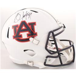 Bo Jackson Signed Auburn Tigers Full-Size Speed Helmet (Radtke COA  Jckson Hologram)