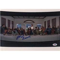 "Mel Brooks Signed ""History of the World, Part I"" 11x14 Photo (PSA COA)"
