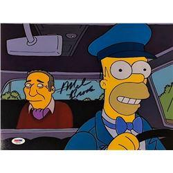"Mel Brooks Signed ""The Simpsons"" 11x14 Photo (PSA COA)"
