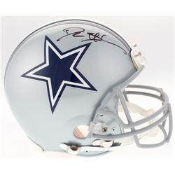Deion Sanders Signed Cowboys Authentic On-Field Full-Size Helmet (JSA COA)