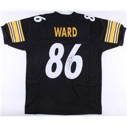 Hines Ward Signed Steelers Jersey (JSA COA)