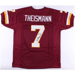 "Joe Theismann Signed Redskins Jersey Inscribed ""MVP 83"" (JSA COA)"