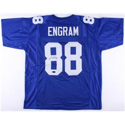 Evan Engram Signed Giants Jersey (Radtke COA)