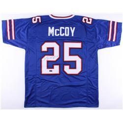 LeSean McCoy Signed Bills Jersey (Radtke COA)