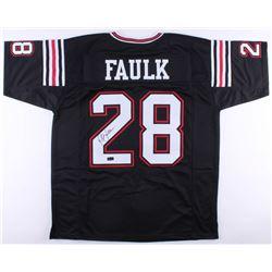 Marshall Faulk Signed San Diego State Aztecs Jersey (JSA COA)