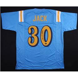 Myles Jack Signed UCLA Bruins Jersey (Radtke COA)