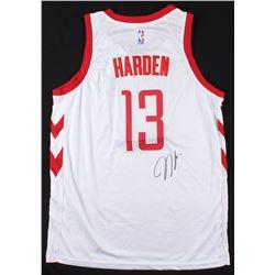 James Harden Signed Rockets Jersey (JSA LOA)