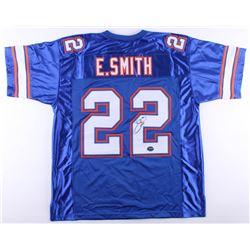 Emmitt Smith Signed Florida Gators Jersey (Prova Hologram)