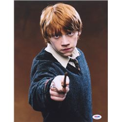 "Rupert Grint Signed ""Harry Potter and the Order of the Phoenix"" 11x14 Photo (PSA COA)"