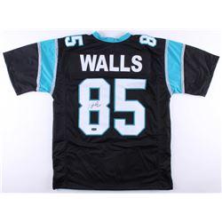 Wesley Walls Signed Panthers Jersey (Radtke Hologram)