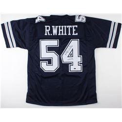 """Randy White Signed Dallas Cowboys Jersey Inscribed """"HOF 94"""" (Schwartz COA)"""