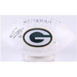 Eddie Lacy Signed Packers Logo Football (Radtke Hologram)