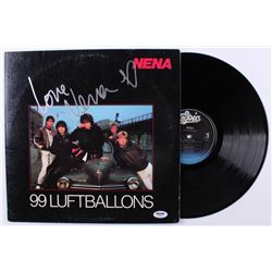 "Nena Signed ""99 Luftballons"" Vinyl Record Album Inscribed ""Love"" (PSA COA)"