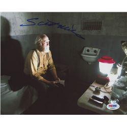 "Scott Wilson Signed ""The Walking Dead"" 8x10 Photo (PSA COA)"