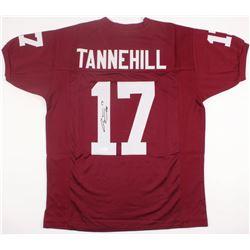 Ryan Tannehill Signed Texas AM Aggies Jersey (JSA COA)
