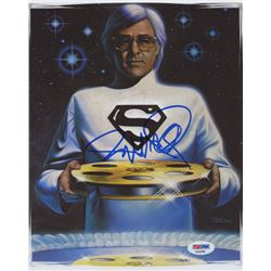 "Richard Donner Signed ""Superman"" 8x10 Photo (PSA COA)"