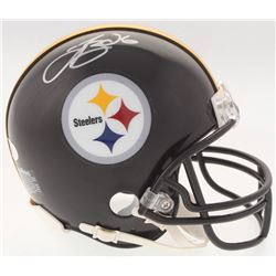 Le'Veon Bell Signed Steelers Mini Helmet (JSA COA)