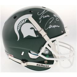 Kirk Cousins Signed Michigan State Spartans Full-Size Helmet (Beckett COA)