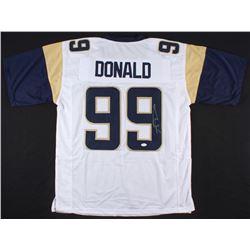 Aaron Donald Signed Rams Jersey (JSA COA)