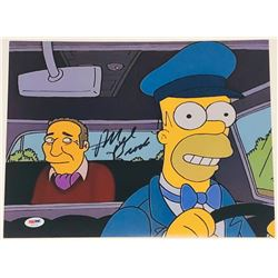 "Mel Brooks Signed ""The Simpsons"" 11x14 Photo (PSA COA)"
