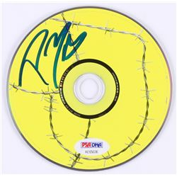 "Post Malone Signed ""Beerbongs  Bentleys"" CD Album (PSA COA)"